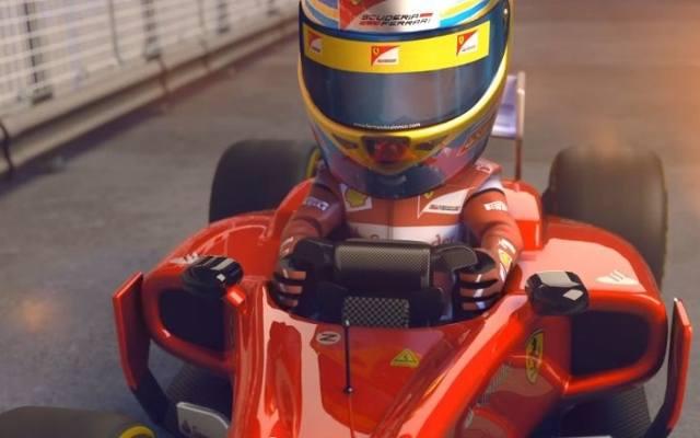 F1 Race Stars. Recenzja z toru wyścigowego