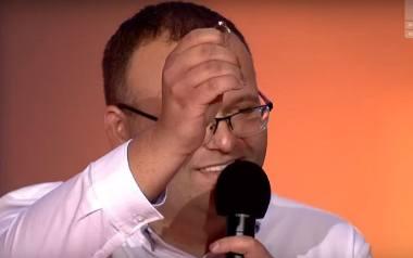 Pan Rafał oświadczył się wybrance na koncercie disco polo