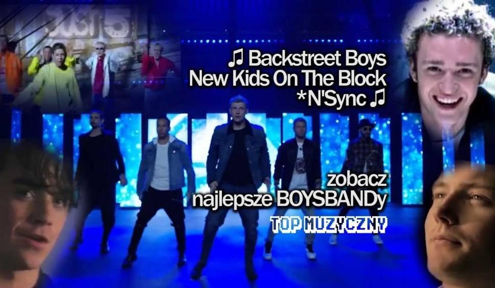 Film do artykułu: TOP MUZYCZNY | Powrót Backstreet Boys, czyli najlepsze Boysbandy