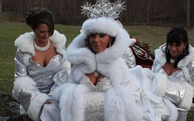 Taki ślub to dopiero fantazja! Dziwne suknie ślubne, których nigdy nie zapomnisz. Nie da się tego odzobaczyć!