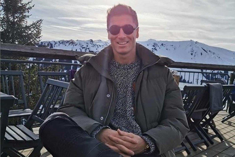 Lewandowski odpoczywał na wakacjach, Bayern trenował w Katarze (ZDJĘCIA)