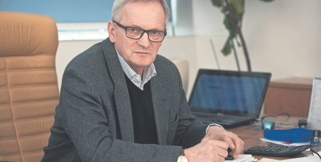Jacek Sikorski: - Budowa już dawno byłaby zrealizowana, gdyby nie dotkliwy kryzys, który dotknął i wynajmujących i najemców