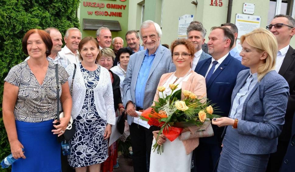 Film do artykułu: Marszałek Ryszard Terlecki w Gnojnie. O czym rozmawiał z mieszkańcami?