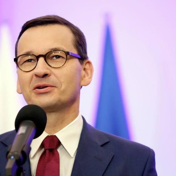 Mateusz Morawiecki przyjedzie do Torunia. Premier pojawi się na Konwencji Prawa i Sprawiedliwości