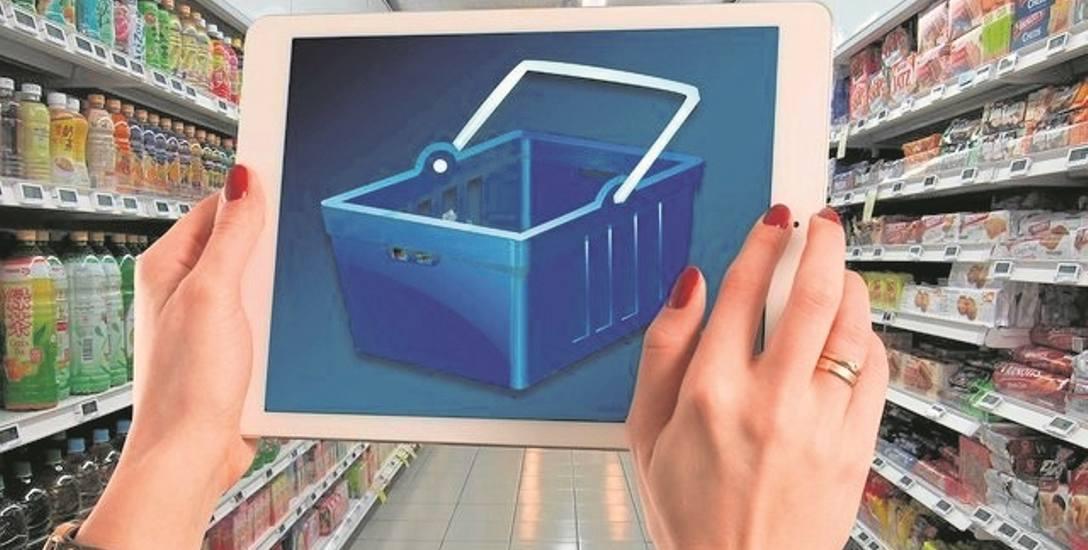 W sklepie bezobsługowym  klient zainstaluje na swoim smartfonie odpowiednią aplikację. Widoczne będą w niej produkty zdejmowane z półek i umieszczane