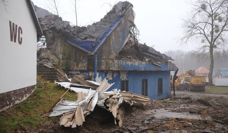 Film do artykułu: Budynki OPT w Chorzowie wyburzone: Perełka architektury zniknęła