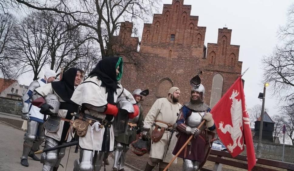 Film do artykułu: 695 lat temu w Inowrocławiu Polacy sądzili się z Krzyżakami o Pomorze [zdjęcia, wideo]