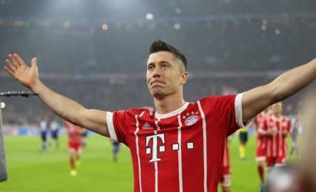 Robert Lewandowski strzelił dwa gole w Bundeslidze