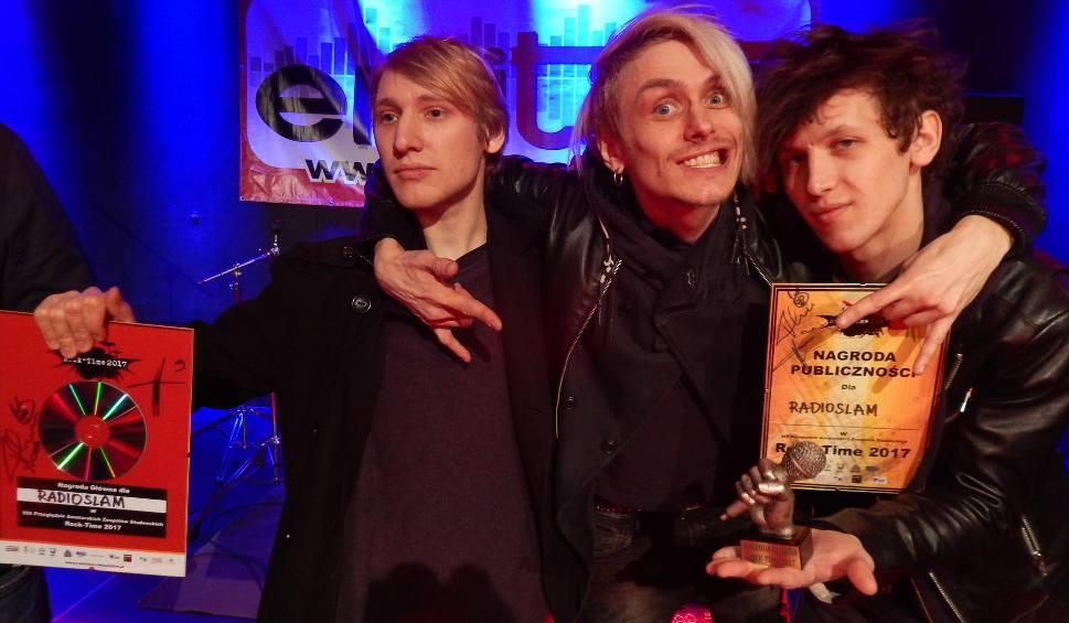 Film do artykułu: Rock Time 2017. Radio Slam z nagrodą główną i publiczności