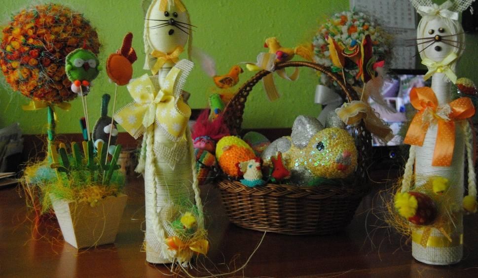 Film do artykułu: Wielkanocny klimat w Środowiskowym Domu Samopomocy we Włoszczowie