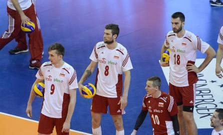 Andrzej Wrona (numer 8) w poniedziałek dołączy do kadry. Mateusz Bieniek (9) doznał kontuzji.