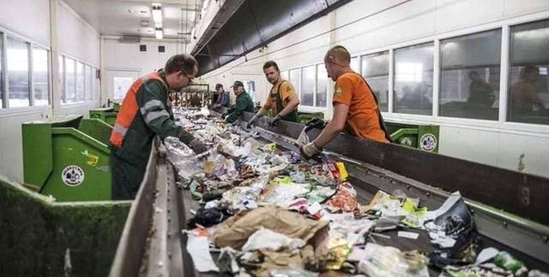 W zeszłym roku MPO odebrało w sumie 128 tysięcy ton śmieci z Torunia i ościennych gmin, z czego składowało tylko część, bo 26 tysięcy
