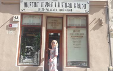 Muzeum Mydła i Historii Brudu.