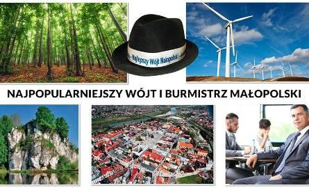 Najpopularniejszy Wójt i Burmistrz Małopolski 2019. Głosowanie zakończone!