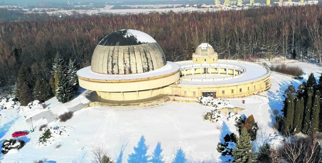 Chorzów: planetarium, ale i Śląski Park Nauki. Wkrótce zacznie się remont Planetarium Śląskiego