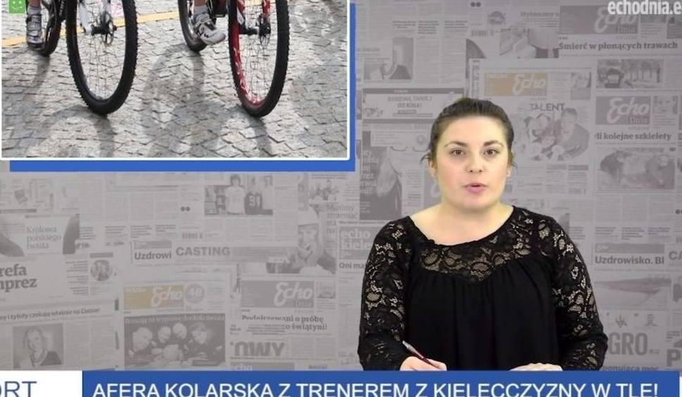 Film do artykułu: Afera kolarska z trenerem z Kielecczyzny w tle! WIADOMOŚCI SPORTOWE