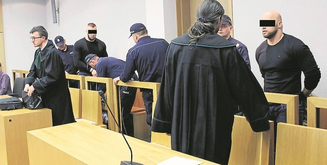 Oskarżony Marcin M. ps. Chudy przed Sądem Apelacyjnym. Pogrążył go jego były wspólnik