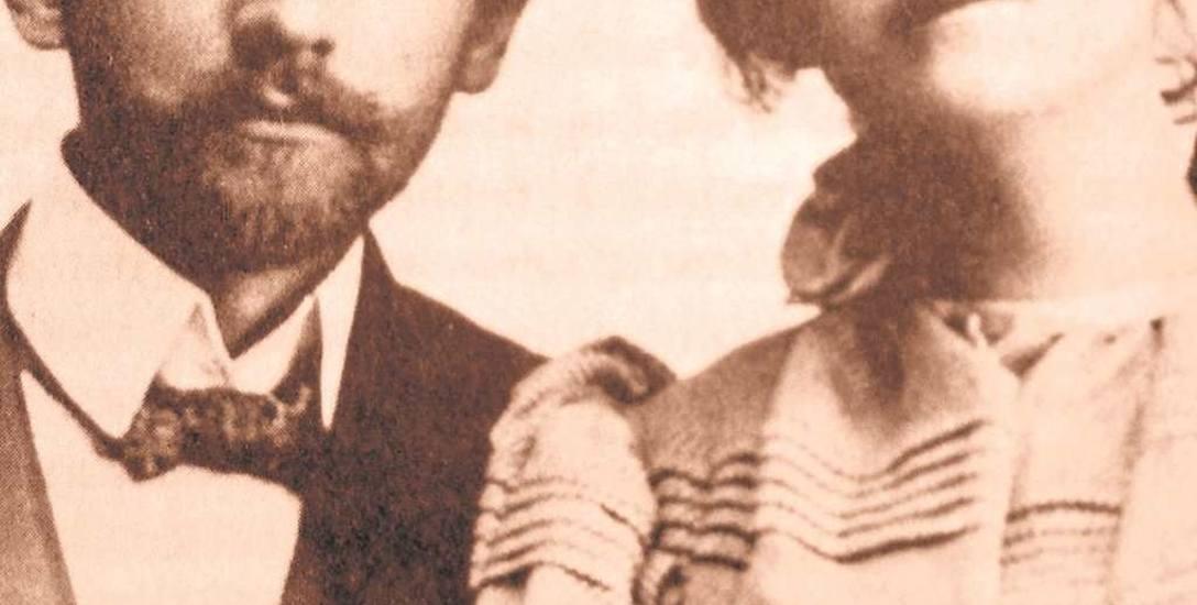 Nikczemny Przybyszewski porównał życie swoje i Dagny do burdelu. A ona wciąż go kochała, o nim marzyła