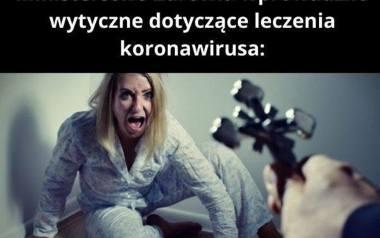 Koronawirus oczami internautów. Zobacz memy, które oswajają groźnego wirusa.Zobacz kolejne zdjęcia. Przesuwaj zdjęcia w prawo - naciśnij strzałkę lub