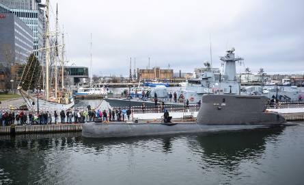 Święto Marynarko Wojennej 2017 w Gdyni. Cała flota jest wiekowa. Kiedy pojawią się nowe okręty podwodne?