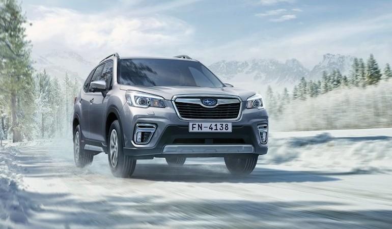 opony Subaru