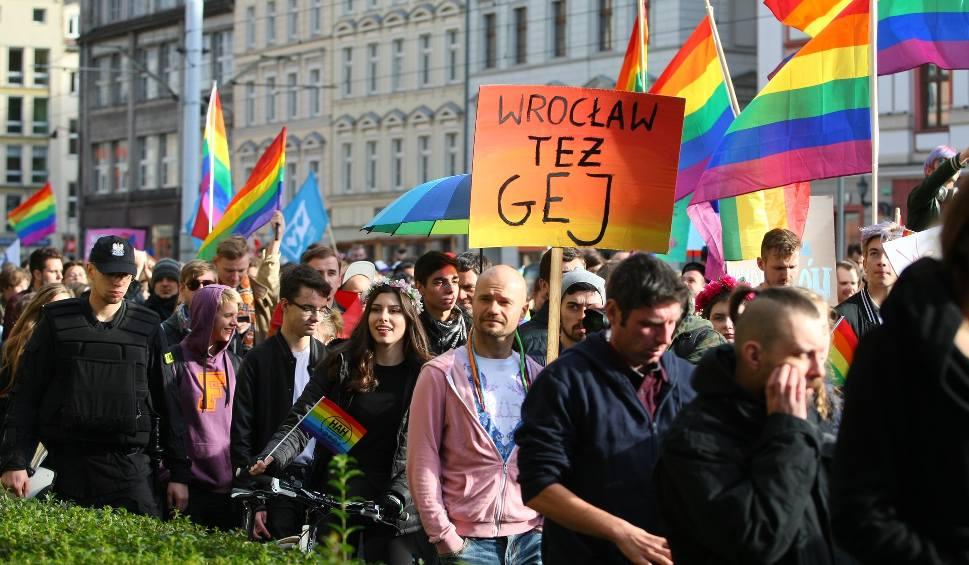 Znalezione obrazy dla zapytania marsz równości