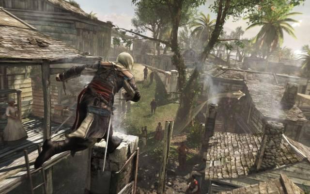 Assassin's Creed IV: Black Flag. Premiera dla prawdziwych piratów (wideo)