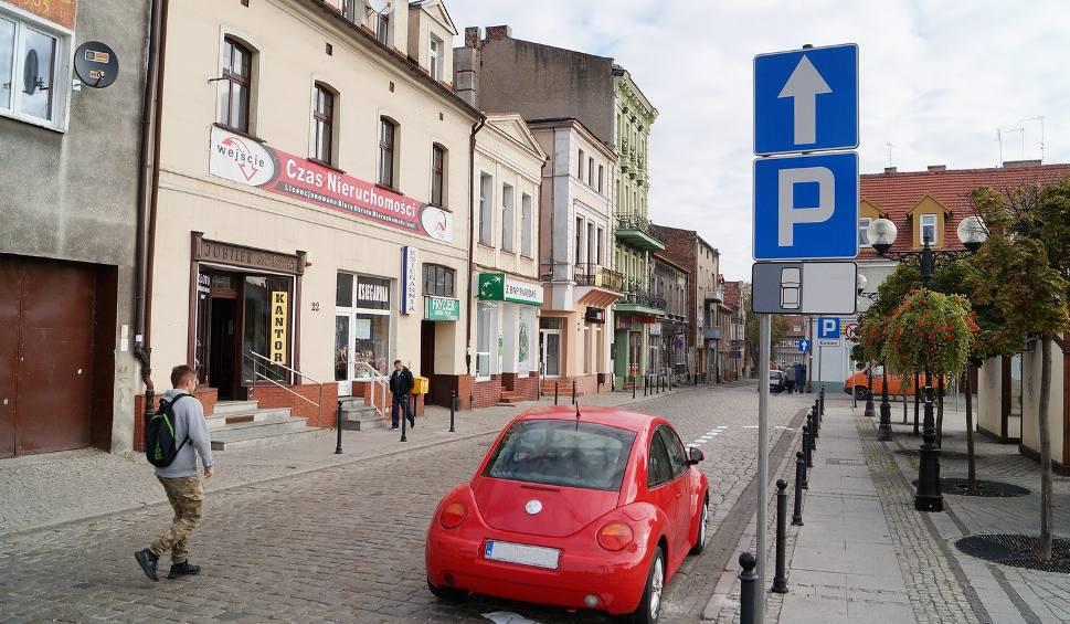 Film do artykułu: Zmienili zasady ruchu w centrum Inowrocławia. Bo tak wnioskowali przedsiębiorcy