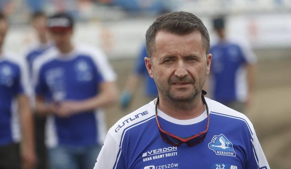 Film do artykułu: Mirosław Kowalik, trener Speedway Stali Rzeszów: To my rozdawaliśmy karty w derbach z KSM Krosno i tego się spodziewaliśmy