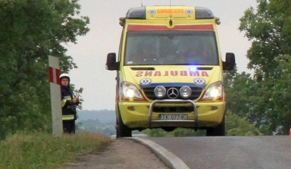 Film do artykułu: Nastolatek potrącony na przejściu dla pieszych w Kielcach
