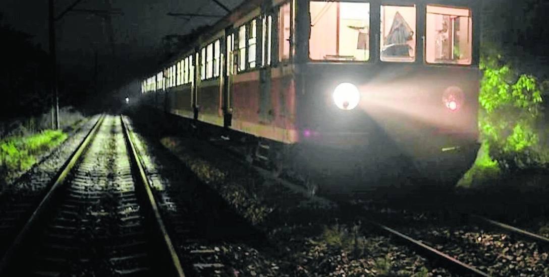 Tragedia na torach w Łodzi! Rzucił się pod pociąg...