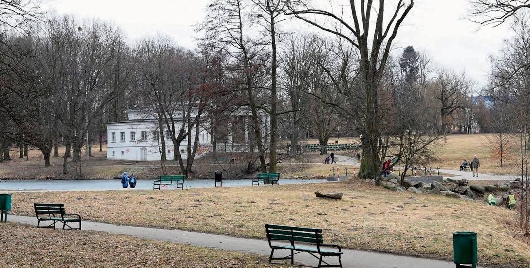 Zieleń miejska w Łodzi. Idzie wiosna, a w parkach ruszają inwestycje