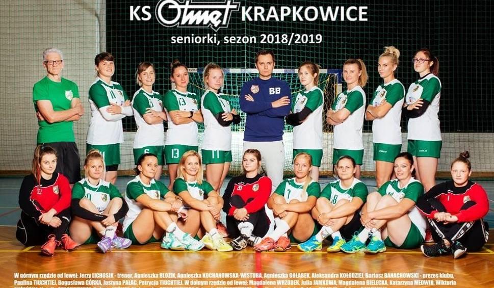 Film do artykułu: Otmęt Krapkowice wchodzi w nowy sezon bez rewolucji