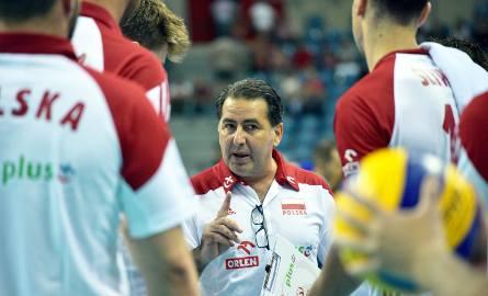 Ferdinando de Giorgi pierwszy trener