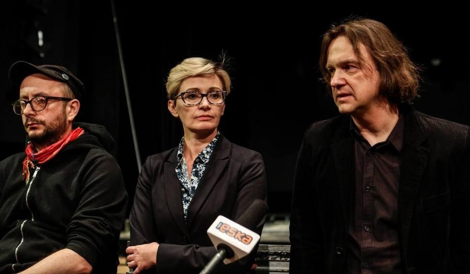 Film do artykułu: Teatr Maska w Rzeszowie dalej pracuje nad sztuką odwołaną przez prezydenta Tadeusza Ferenca