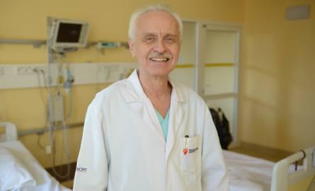 Prof. Wojciech Dyszkiewicz - SMS o treści CZR.78