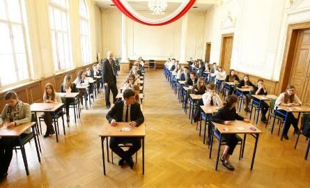 Konkurs OKE Łódź. Napisz zadania na maturę i dla klas ósmych