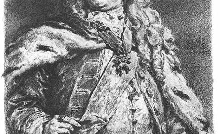 FAWORYT AUGUSTA II ZBUDOWAŁ PAŁAC W BRODACHZ tą historią, pośrednio wiążą się również dzieje Brodów Żarskich. Przez osobę Heinricha Grafa von Brühla,
