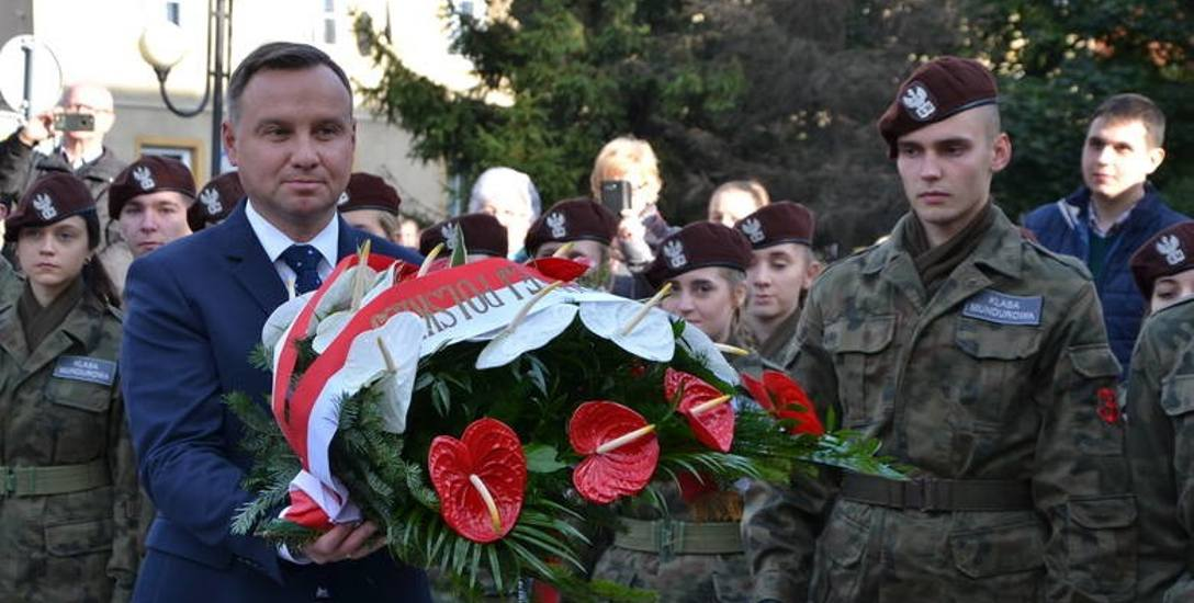 Prezydent RP Andrzej Duda przyjedzie do Żor