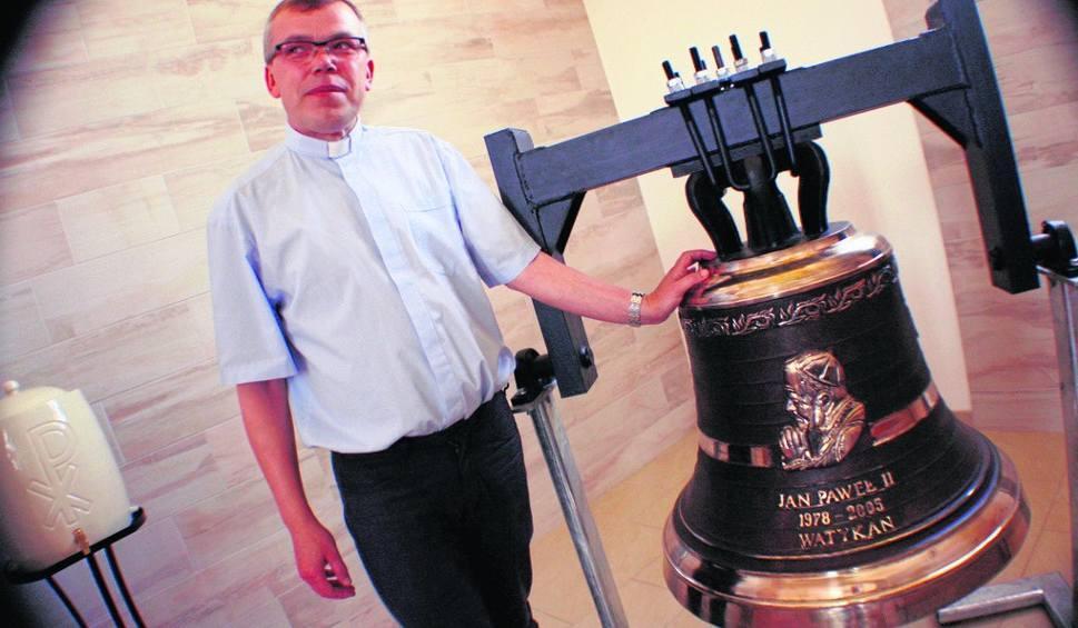 Film do artykułu: Papież Franciszek poświęci dzwon dla kościoła w Lubieszowie [WIDEO]