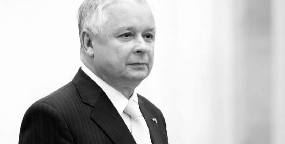 Lech Kaczyński - tragicznie zmarły Prezydent RP
