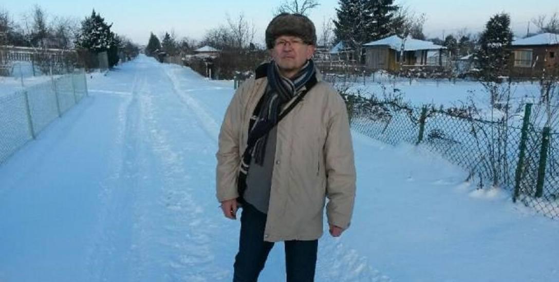 - Nie zależy mi na funkcjach, czy honorach, ale na prawdzie - mówi Mirosław Marmur. - Zawsze jej broniłem i dalej będę bronił. Taki już jestem.