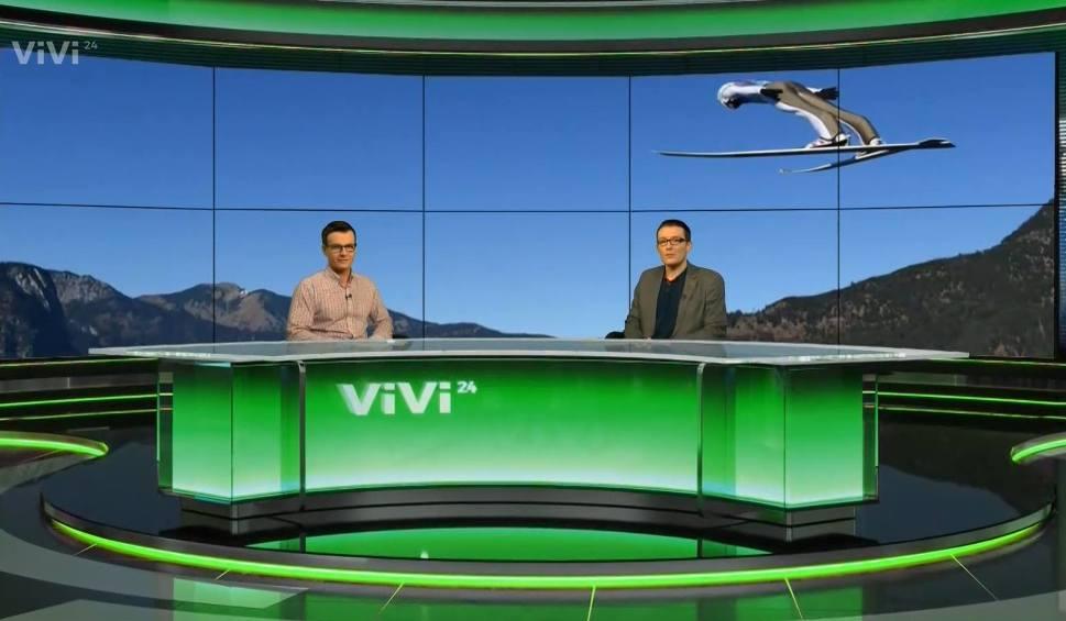 Film do artykułu: Magazyn Sportowy - Kacper Merk o oczekiwaniach wobec polskich skoczków na MŚ w Lahti