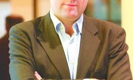 Padraic Coll, prezes Irlandzkiej Grupy Inwestycyjnej