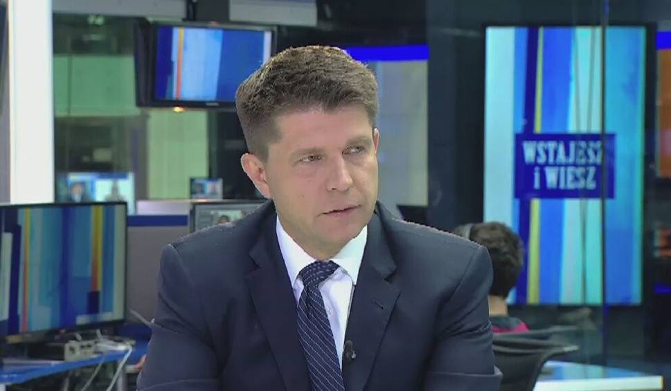 """Film do artykułu: Petru o obietnicach Dudy: """"To polityczny teatr"""" (wideo)"""