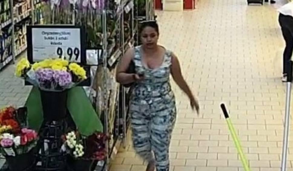 Film do artykułu: Zabrze: Kobieta przywłaszczyła saszetkę z pieniędzmi. Rozpoznajesz ją? ZDJĘCIA