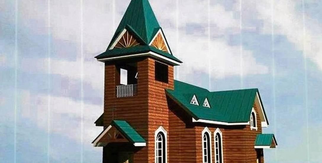 Jak zelżeją mrozy, ruszy odbudowa kościoła na Syberii