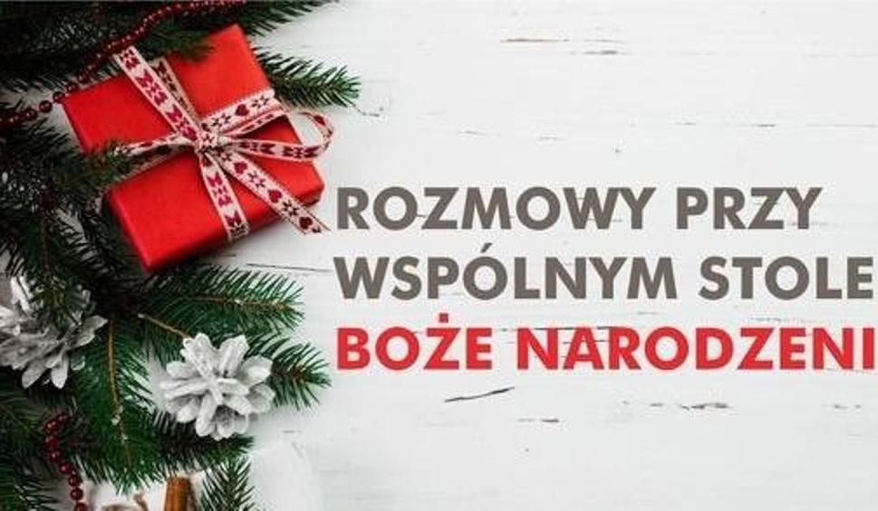 """Film do artykułu: Wieliczka. Czas na """"Rozmowy przy wspólnym stole"""""""