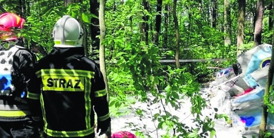 Trudne śledztwa w sprawie katastrof lotniczych pod Częstochową