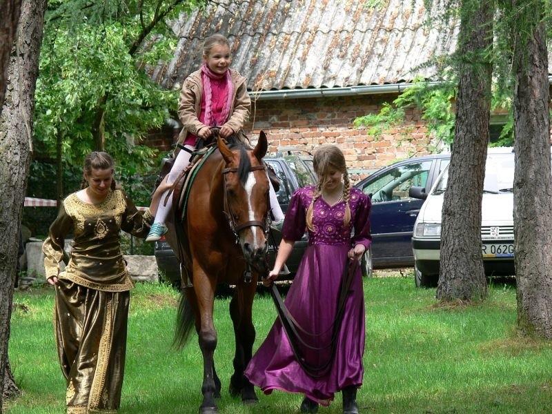 ESTEKA to również Parada Mikołajów, objeżdżająca cały Tarnobrzeg.